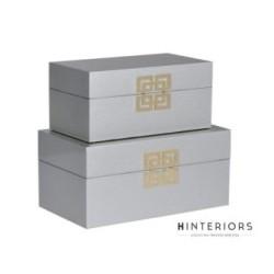 Pudełko dekoracyje White L/S