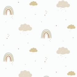 Tapeta Hibou Home Rainbows