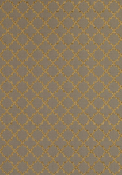 Charm Gold on Taupe