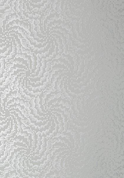 Cirrus Metallic Silver on Grey