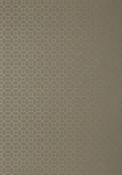 Farris Metallic Gold on Charcoall