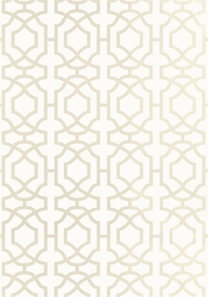 Alston Trellis White Pearl