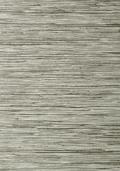 Jindo Grass Charcoal on Metallic Silver
