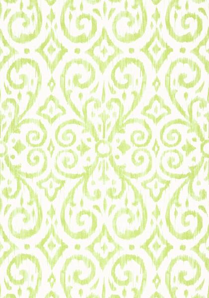 Patara Ikat Green