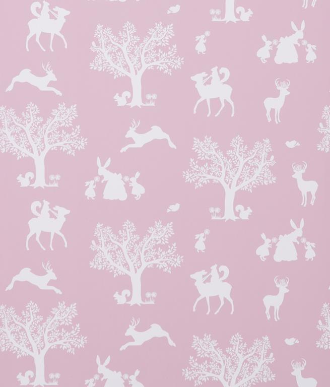 Enchanted peony pink/white